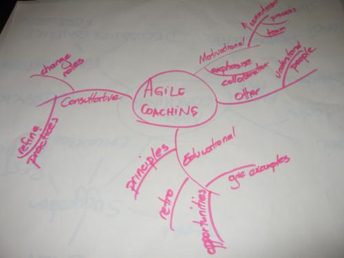 Agile2009-Coaching workshop-4